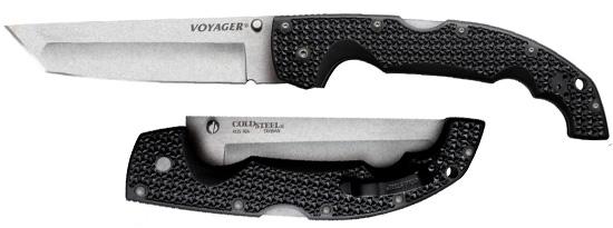 Купить нож Cold Steel модель 29AXT Voyager X Large Tanto по лучшей цене в Вашем городе