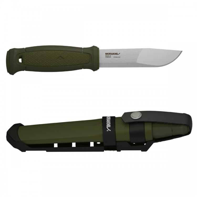 Купить нож Morakniv Kansbol, нержавеющая сталь, крепление Multi-Mount, арт. 12645