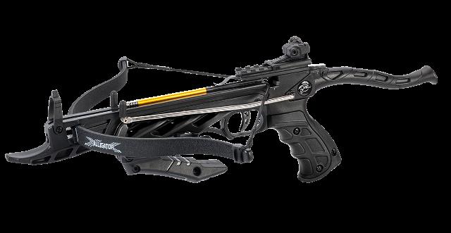 Арбалет-Пистолет MK-TCS1 Alligator черный