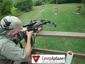 Купить хороший арбалет для стрельбы в СПБ