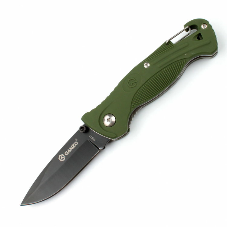 Купить нож Ganzo G611 Green, арт. G611G по низкой цене