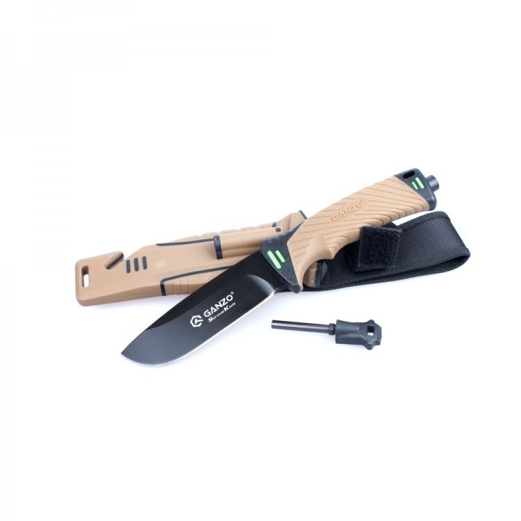 Купить нож Ganzo G8012-DY, арт. G8012-DY по низкой цене