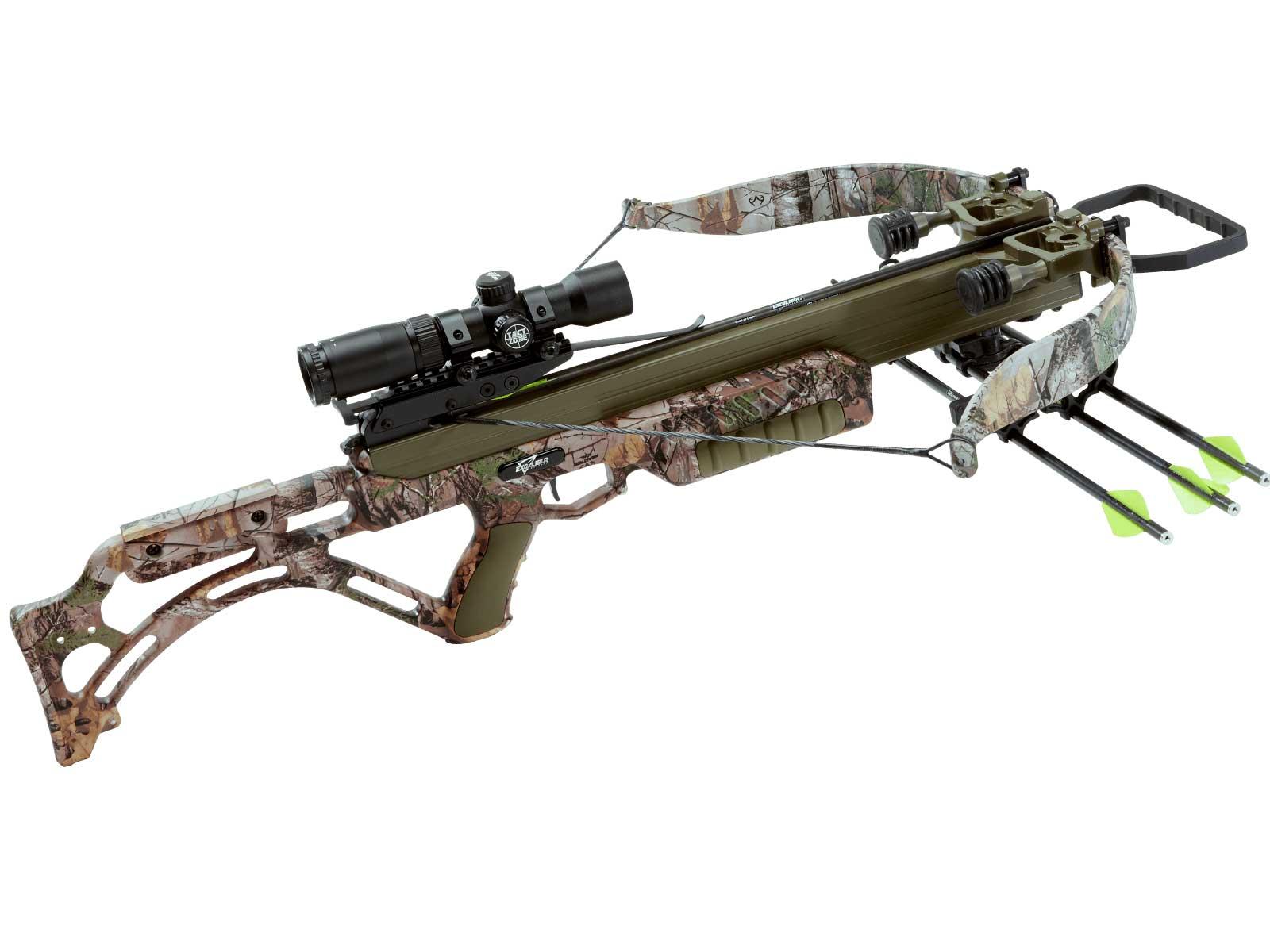 Купить арбалет Excalibur Matrix Bulldog 380, арт. E95859 для охоты в Москве