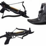 """Купить арбалет-пистолет """"Скаут"""" (Ek Cobra Aluminum) черный, арт. CR-002BA по спец цене"""