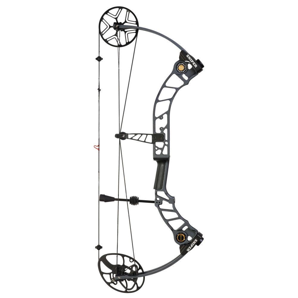 Купить лук блочный Bowmaster Sniper черный недорого