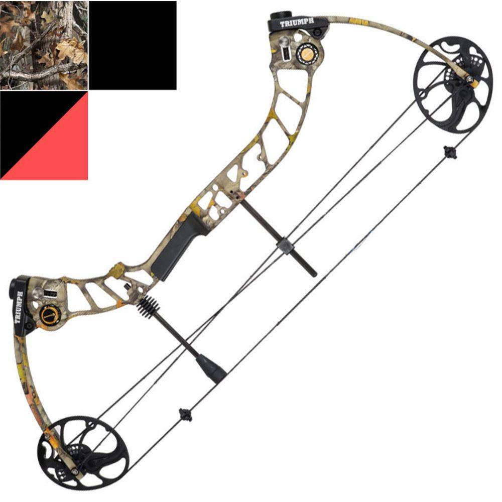 Купить лук блочный Bowmaster Triumph черный по спец цене
