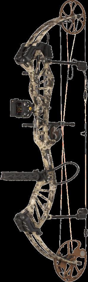 Лук блочный Bear Archery Approach RTH камуфляж