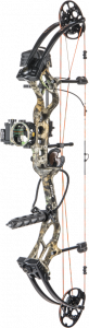 Купить лук блочный Bear Archery Threat RTH камуфляж по спец цене