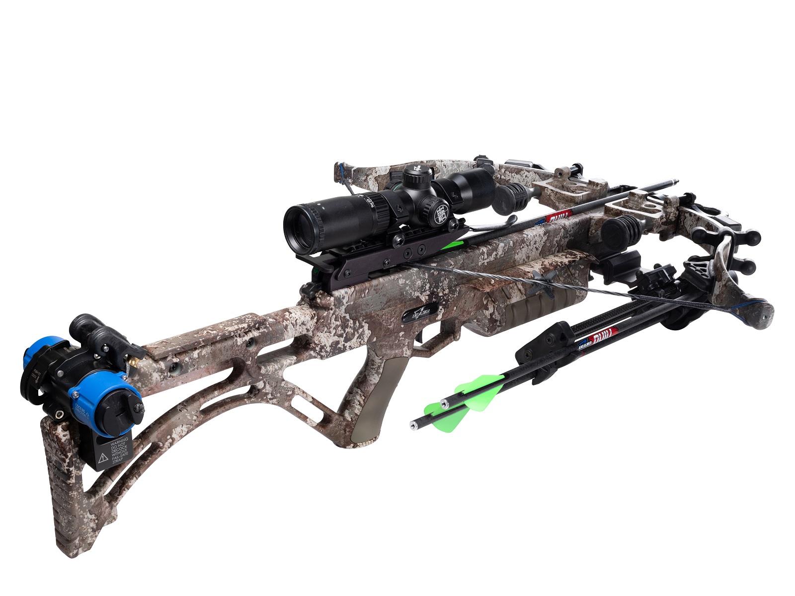 Купить арбалет Excalibur Micro Suppressor Strata with crank, арт. E73520 с доставкой