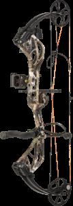 Купить лук блочный Bear Archery Species RTH камуфляж по низкой цене