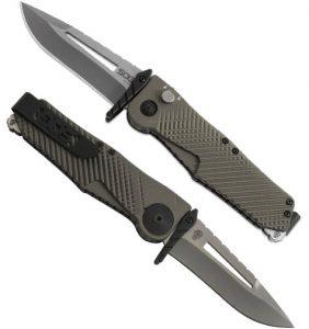 Купить нож SOG, модель IM1001 Quake по спец цене в Москве