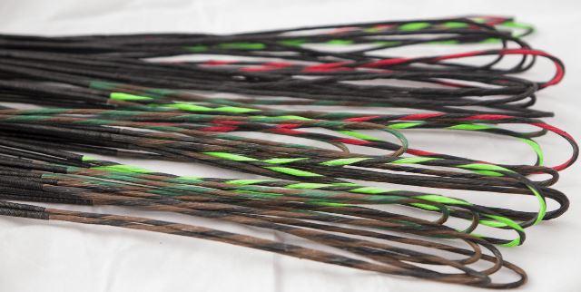 изготовление шинного троса для блочного лука на заказ