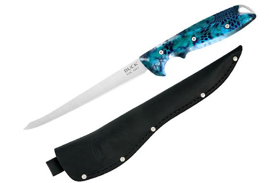 Купить нож BUCK модель 0035CMS33 Abyss Fillet Knife по спец цене в Москве