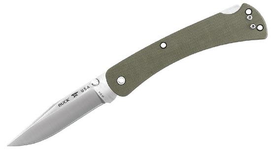 Купить нож BUCK модель 0110ODS4 110 Slim Knife Pro недорого в Москве с доставкой