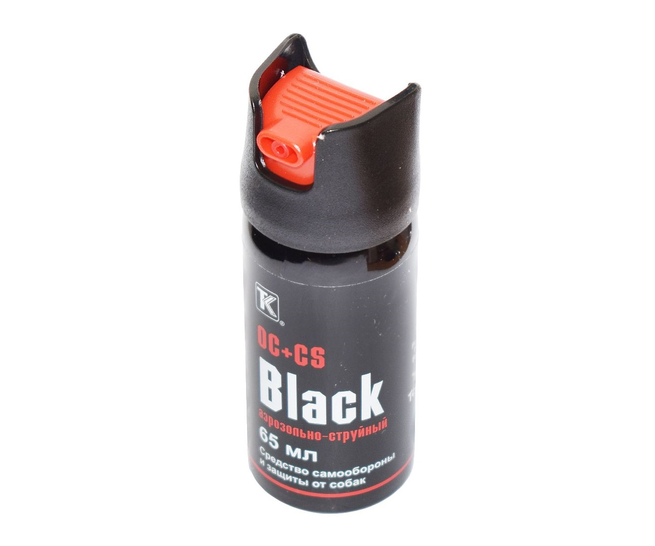 Газовый баллончик Black 65 мл