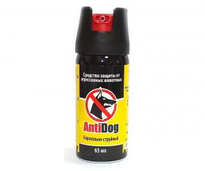 Распылитель баллончик AntiDog, 65 мл