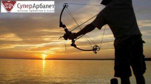 Стрелы лучные для рыбной ловли