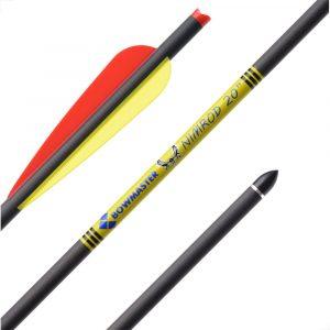 Стрела для арбалета карбоновая Nimrod 20 дюймов