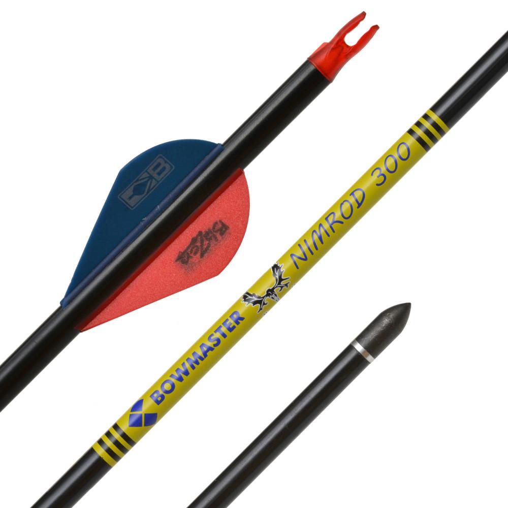 Стрела лучная карбоновая Nimrod Blazer 2 300