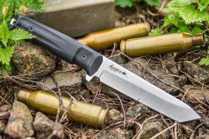 Нож Kizlyar Supreme Aggressor 420HC Lite
