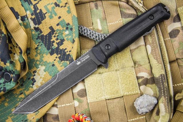 Нож Kizlyar Supreme Aggressor PGK TacWash