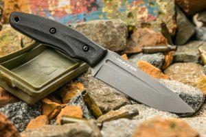 Нож Kizlyar Supreme City Hunter PGK TacWash BH