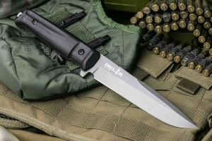 Нож Kizlyar Supreme Delta PGK TacWash