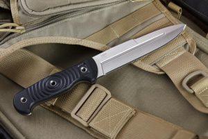 Нож Kizlyar Supreme Legion D2 StoneWash