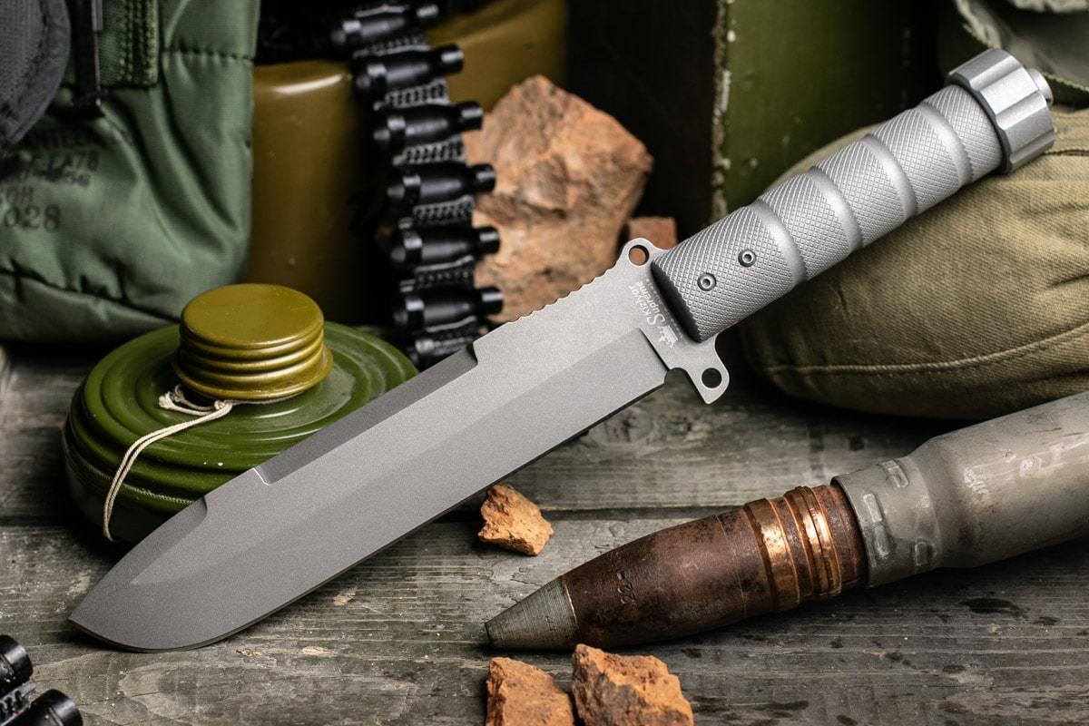 Нож Kizlyar Supreme Survivalist Z D2 TacWash