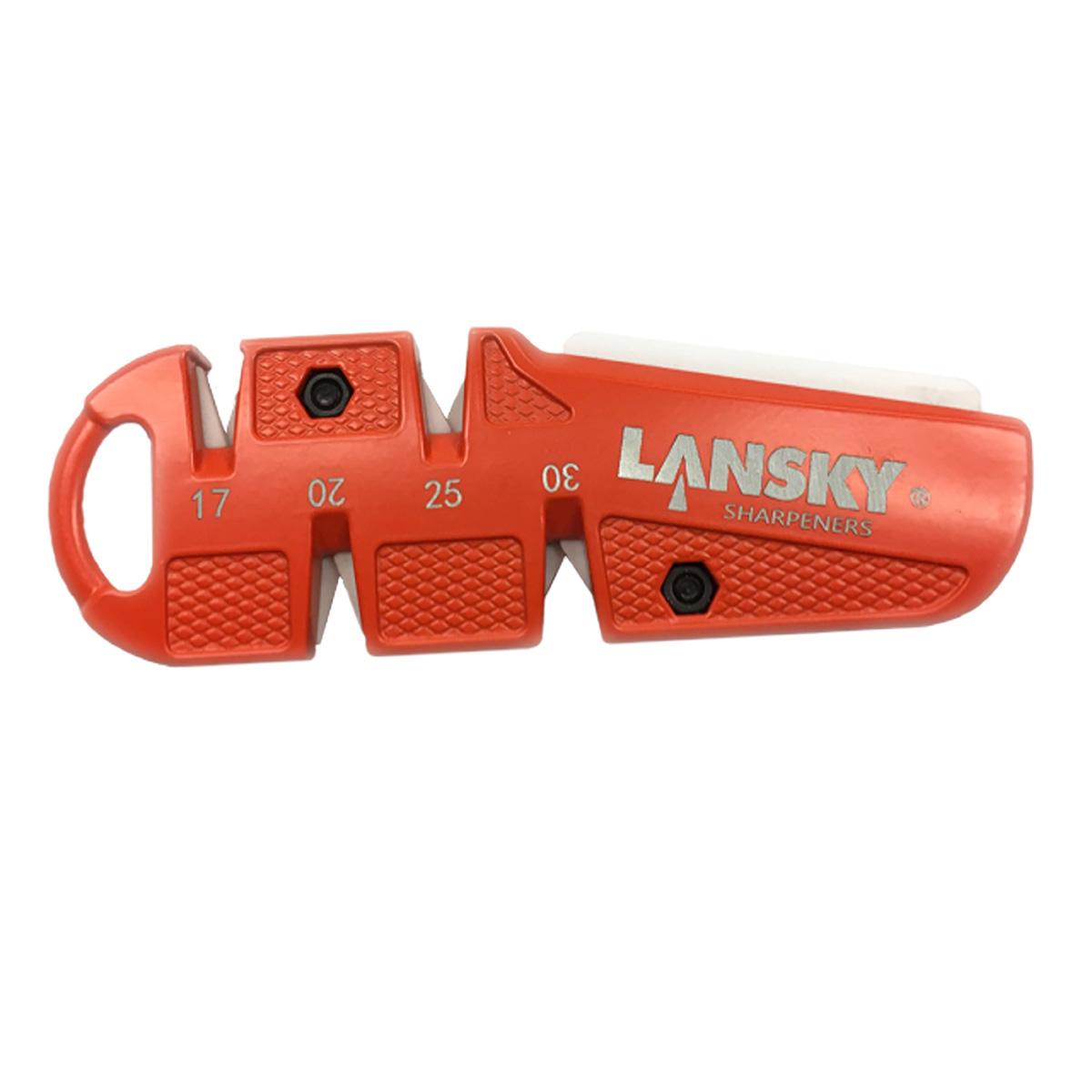 Точилка механическая для заточки ножей Lansky C SHARP