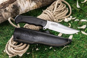 Нож Kizlyar Supreme Caspian D2 Grab