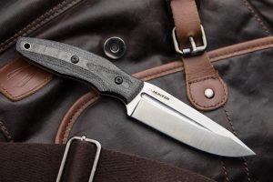 Нож Kizlyar Supreme City Hunter AUS8 StoneWash