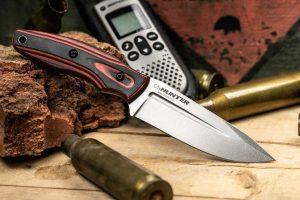 Нож Kizlyar Supreme City Hunter M390