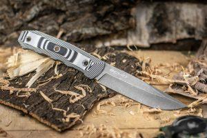 Нож Kizlyar Supreme Echo D2 TacWash