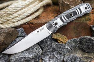 Нож Kizlyar Supreme Echo K340 StoneWash