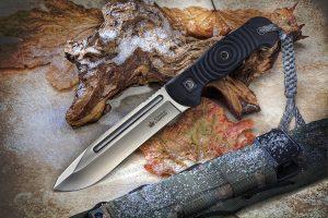 Нож Kizlyar Supreme Maximus AUS8 StoneWash