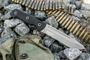 Нож Kizlyar Supreme Maximus AUS8 TacWash