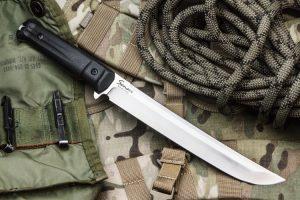 Нож Kizlyar Supreme Sensei AUS8 StoneWash