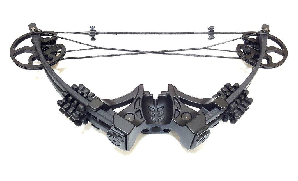 Запасные плечи для арбалета Man Kung XB58 (черные)