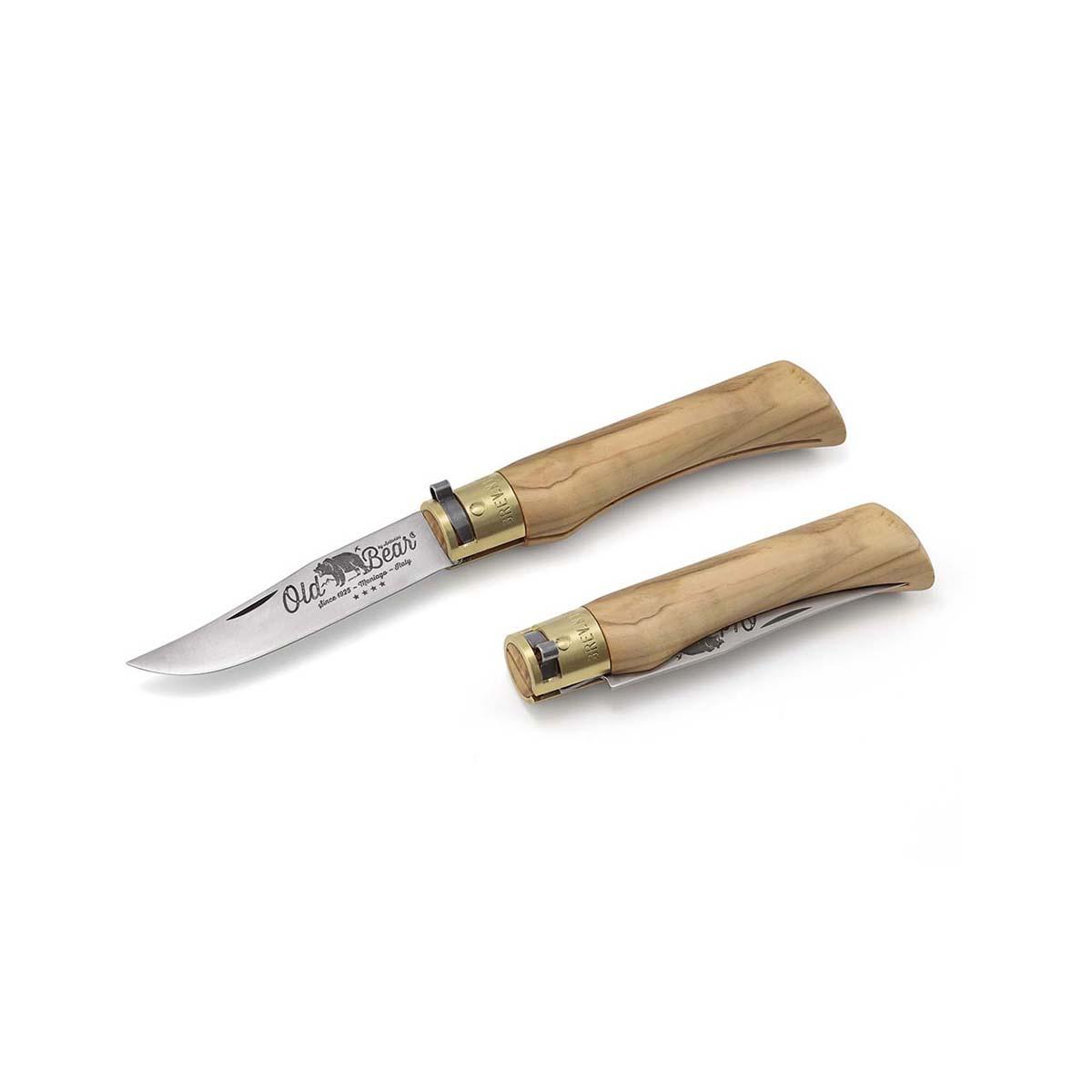 Нож складной Old Bear Antonini 930621LU Large 9 см
