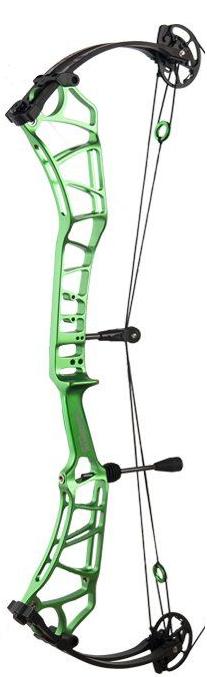 Лук блочный Bowmaster Invader (зеленый)
