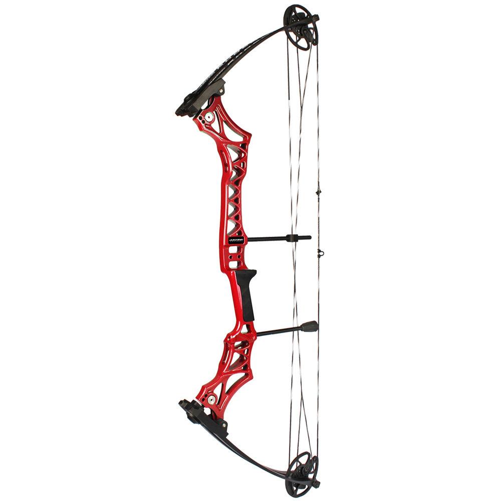 Лук блочный Bowmaster Ultra Sport (красный)