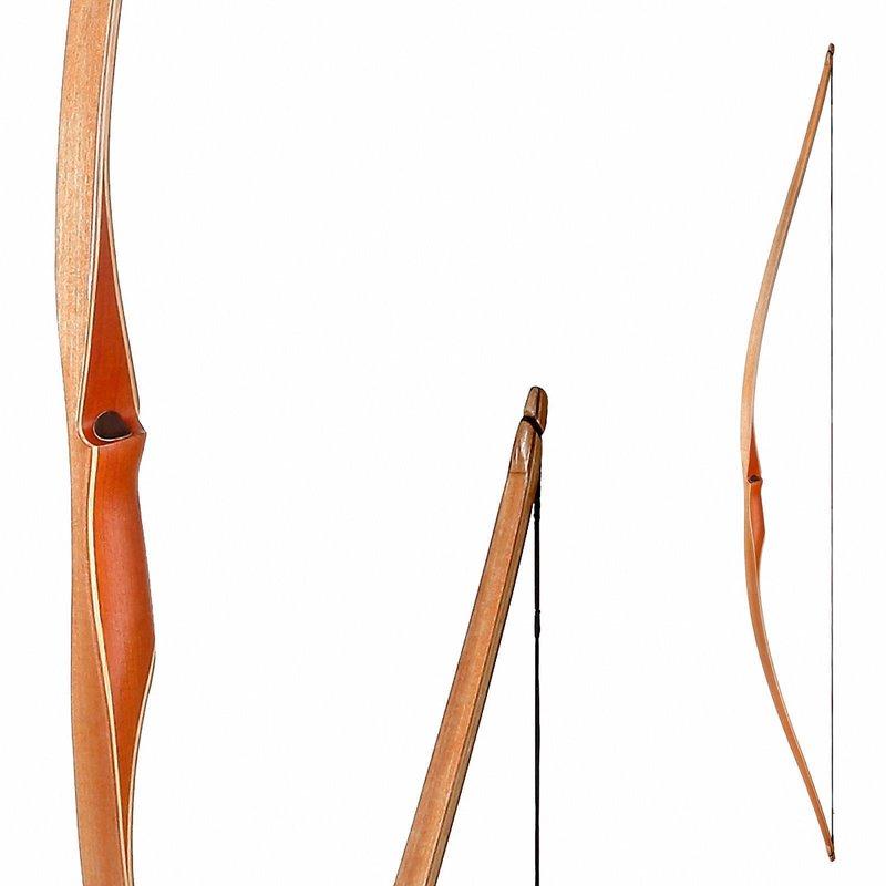 Лук традиционный Eagle Longbow Bamboo 68