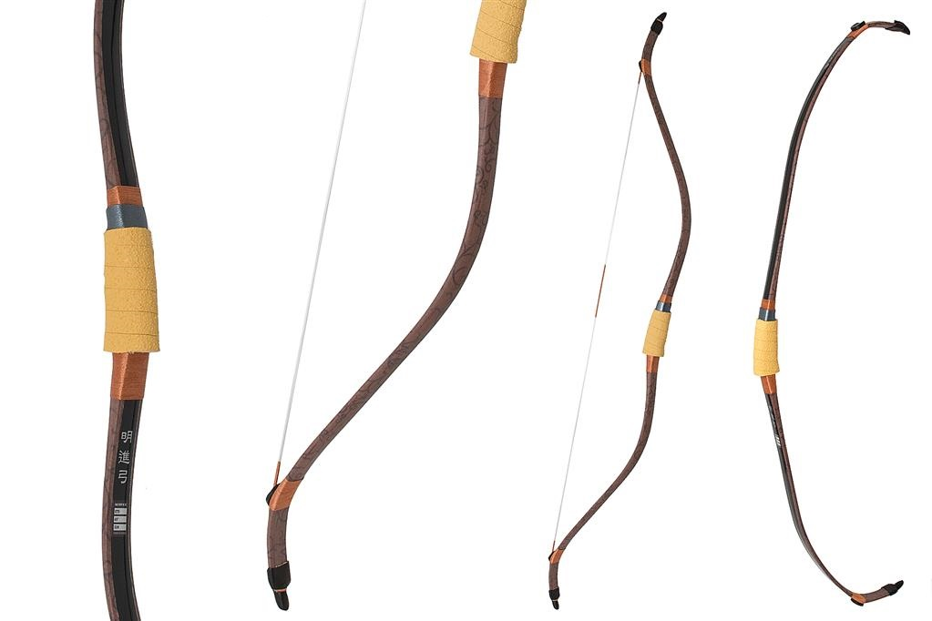 Лук традиционный Freddie Archery KTB