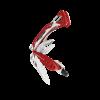 Мультитул Leatherman Skeletool RX, 8 функций, красный1