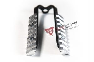 Планка пикатинни Wararcher двойная, металл min