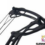 Лук блочный Sanlida Dragon X8 (черный)7