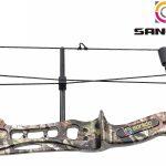 Лук блочный Sanlida Dragon X8 (камуфляж)6