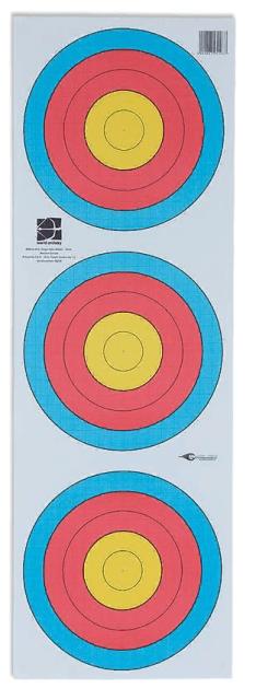 Мишень FITA 3×20см армированная для классического лука min