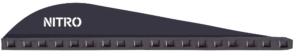 Оперение для стрел Pine Ridge Nitro Vane 2.2 (низкий профиль) min